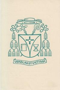 bischöfliches Wappen